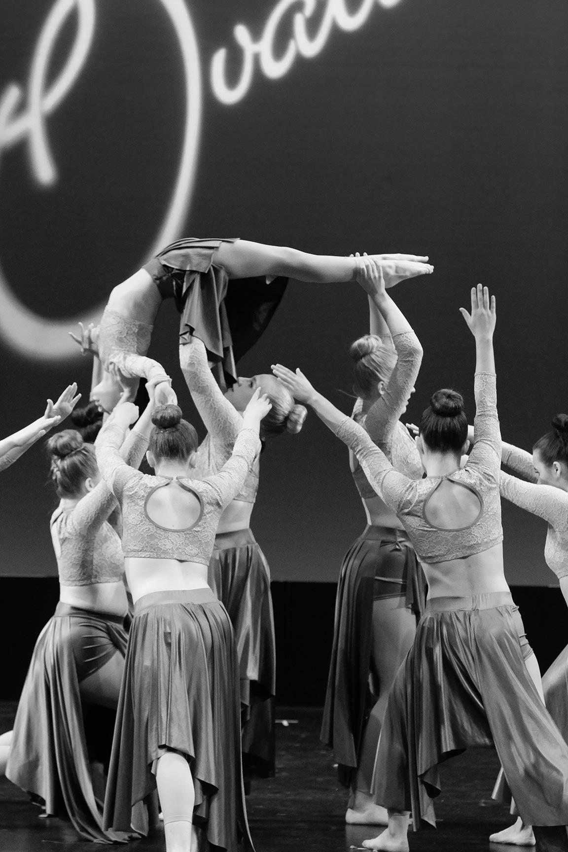 Modern Dance Group Spruce Grove, AB
